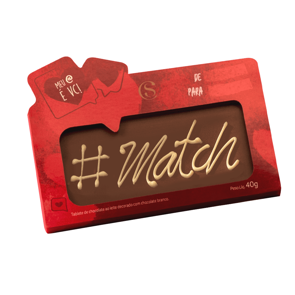 CHOCOARTE MATCH 40G, , large. image number 0